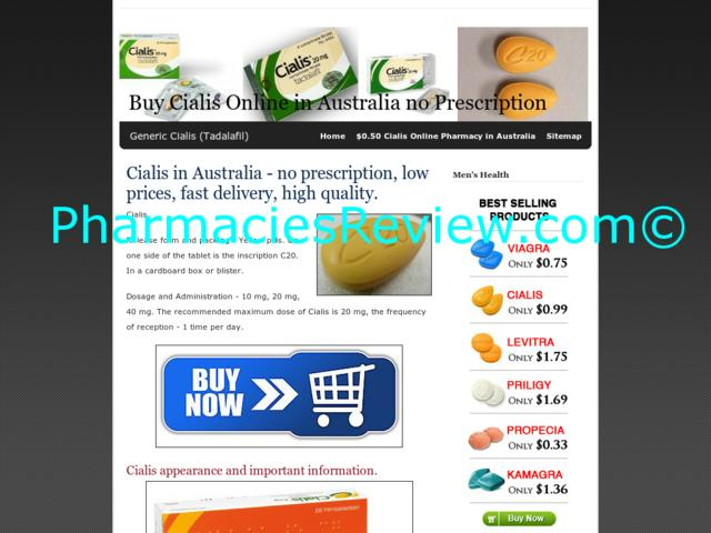 Buy Cheap Cialis In Australia