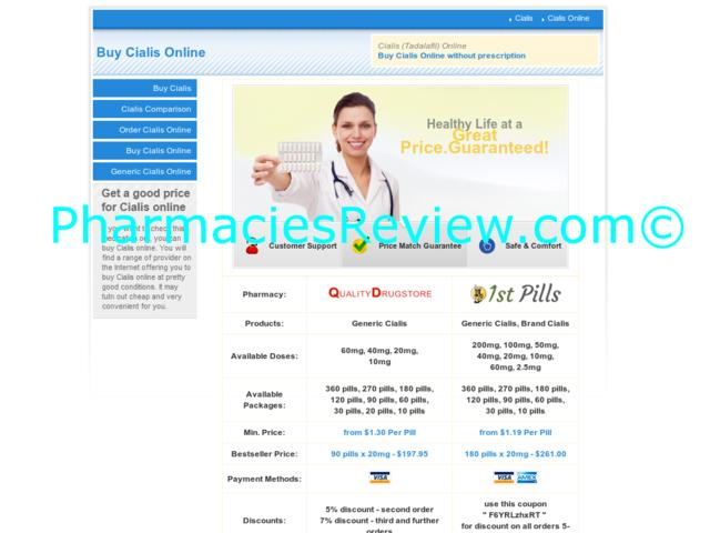 Good place to buy cialis online
