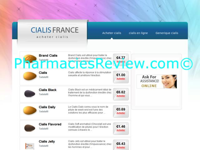 Cialis Daily Information