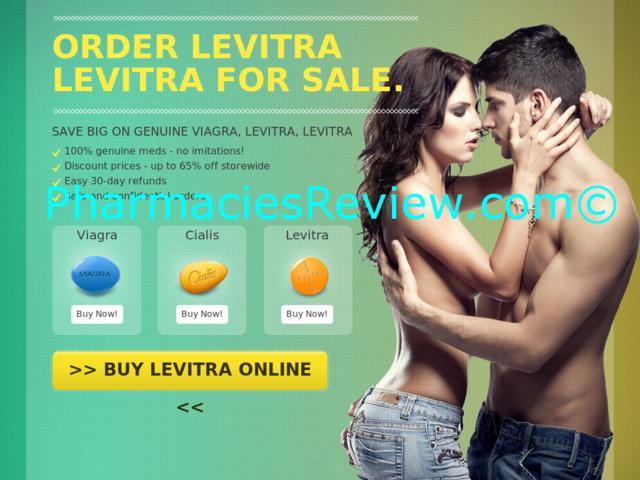 Buy Genuine Levitra Online