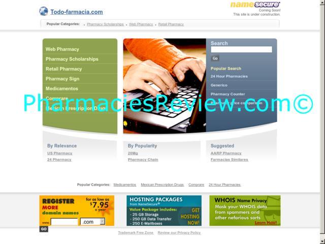 todo-farmacia.com review