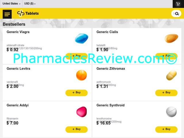 ReliablePills review