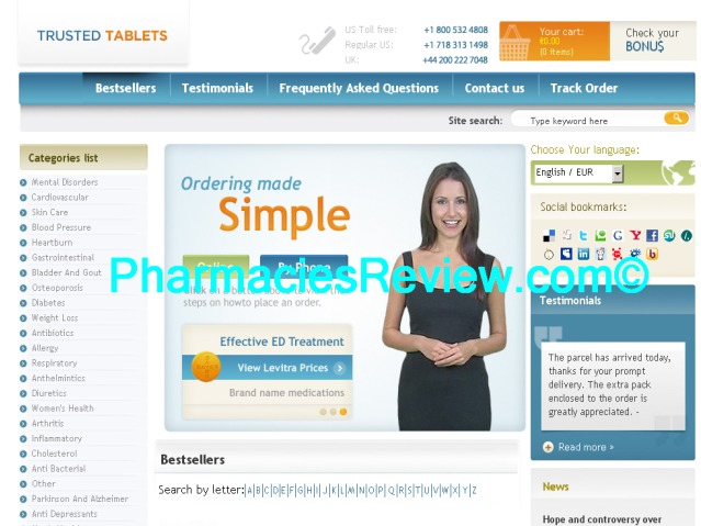 HelpfulPharmacy review