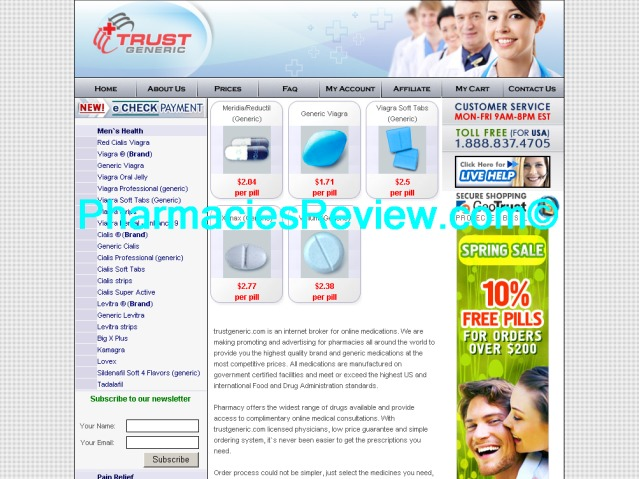trustgeneric.com review