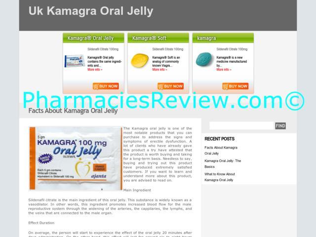 Kamagra website reviews