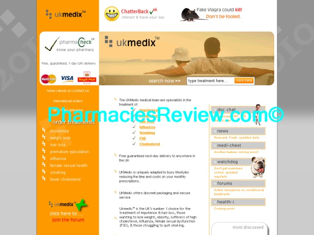 Ukmedix review