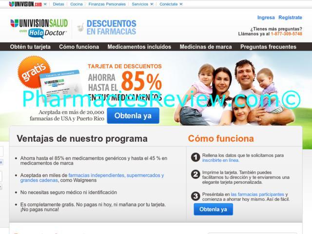 univisionfarmacia.com review