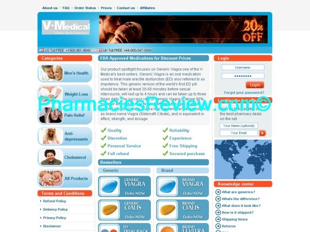 v-medical.com review