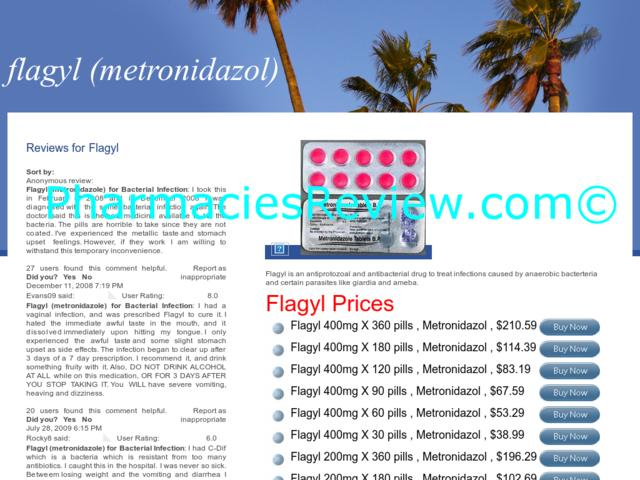 v-metronidazole.info review