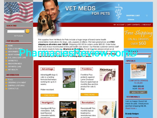 vetmedsforpets.com review