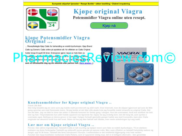 Viagra resept norge
