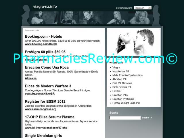 Viagra New Zealand