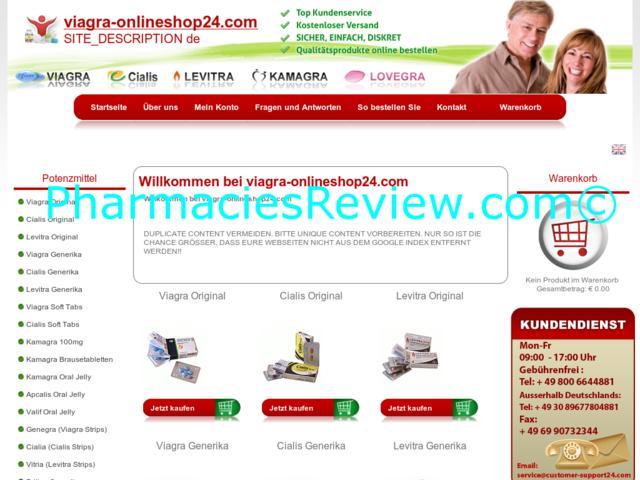 Online Viagra Reviews