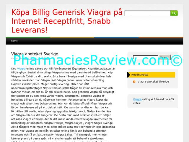 Internet Viagra Sales