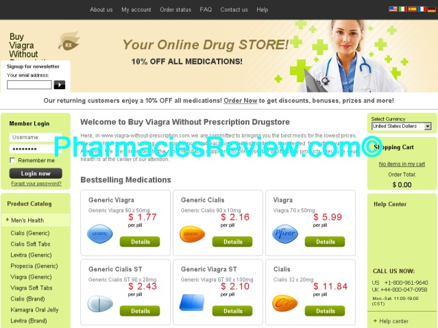 Order Viagra Without Prescription