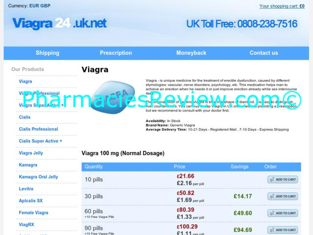 Online pharmacy uk viagra