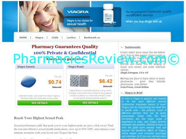 Viagra Online Reviews