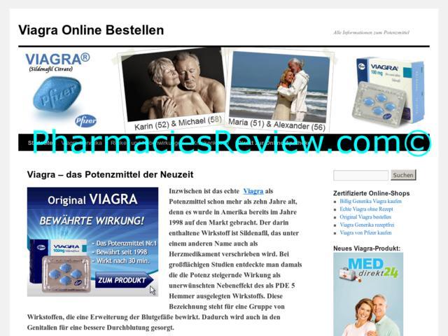 Viagra Wirkung