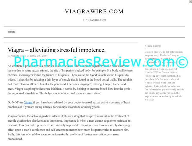 Viagra Used For Cardiac Issues