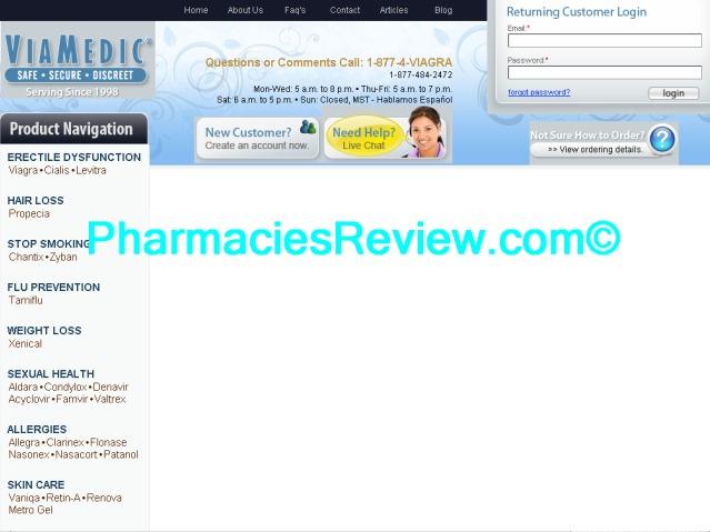 viamedic.com review