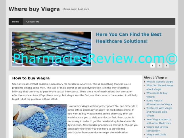 Where To Buy Viagra From