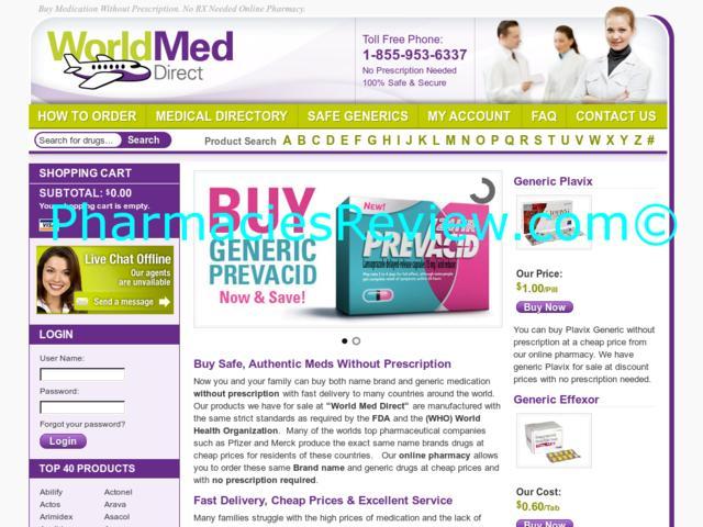 worldmeddirect.com review