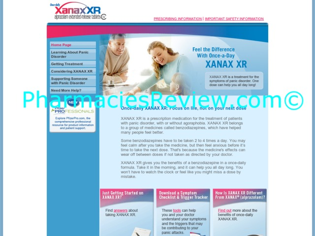 Reputable online pharmacy xanax