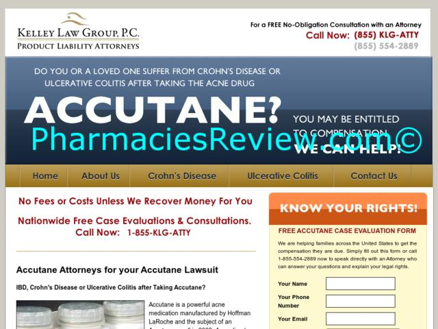 Arizona Accutane Attorney Search