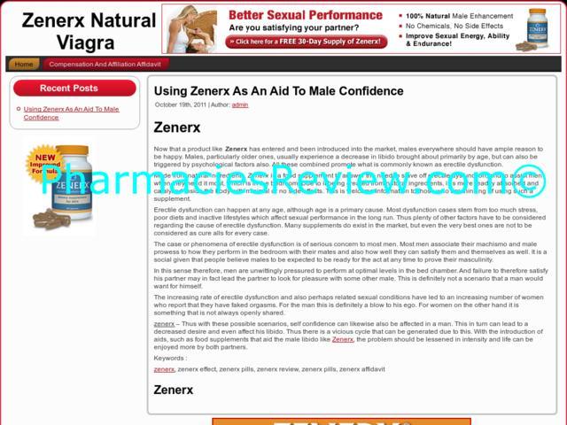 Zenerx Natural Viagra