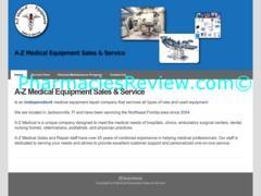 a-zmedicalequipment.com review
