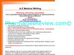 a-zmedicalwriting.com review