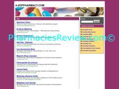 a-zofpharmacy.com review