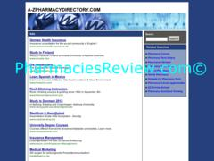 a-zpharmacydirectory.com review