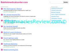 babtistmedicalcenter.com review