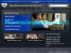 babyboomermedicalcare.com review