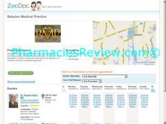 babylonmedicalpractice.net review