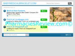 babymedicalbracelet.com review
