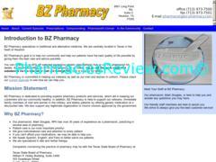 bzpharmacy.com review