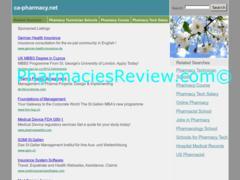 ca-pharmacy.net review