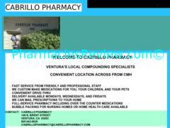 cabrillopharmacy.com review