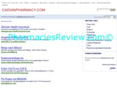 cadianpharmacy.com review