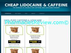 caffeine-lidocaine-powder.com review