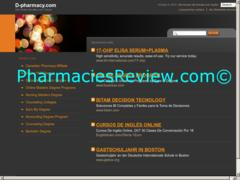 d-pharmacy.com review
