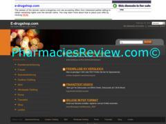 e-drugshop.com review
