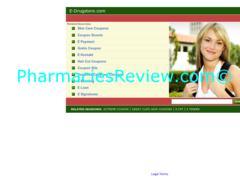 e-drugstore.com review