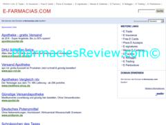 e-farmacias.com review
