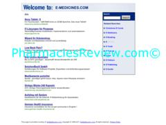e-medicines.com review