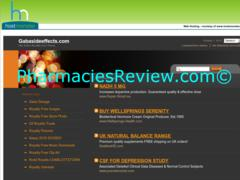 gabasideeffects.com review