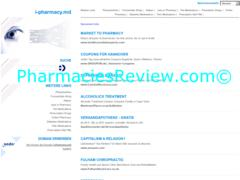 i-pharmacy.md review