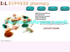 iandlexpresspharmacy.com review